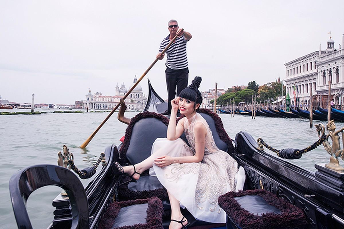 Jessica Minh Anh chon tau khong lo cho show thoi trang moi-Hinh-14