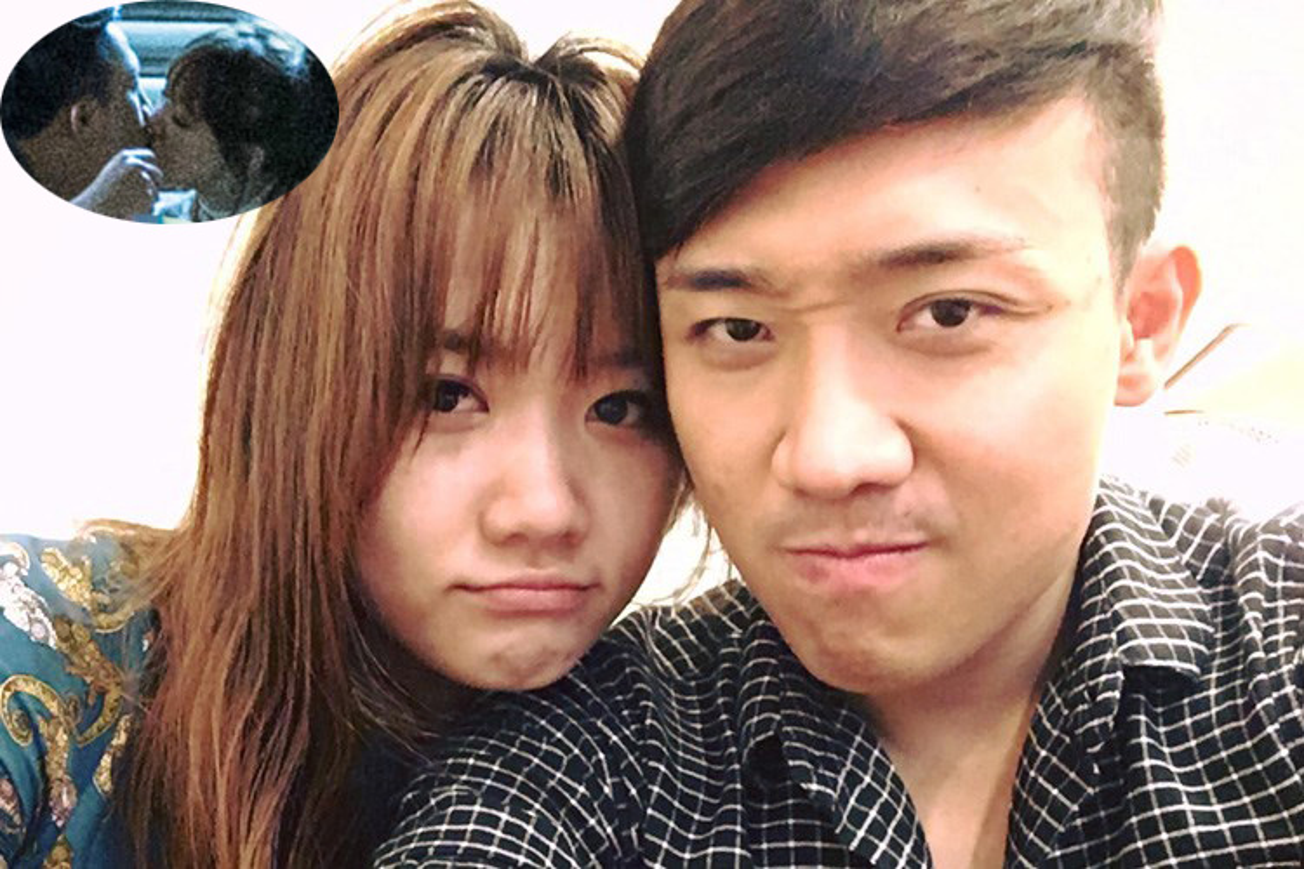 Yeu Tran Thanh Hari Won lien tuc dinh lum xum