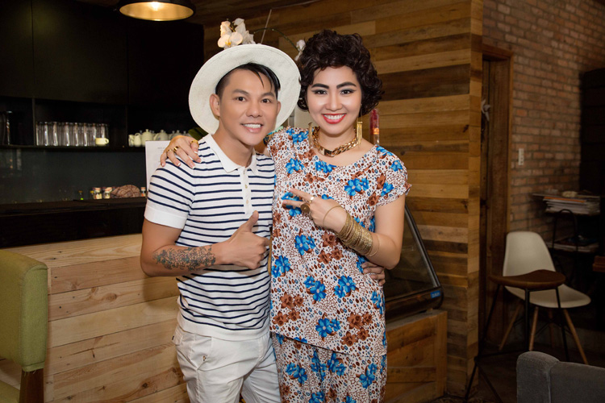 Le Khanh trang diem doc la lam nao loan phong makeup-Hinh-7