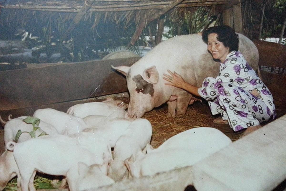Ly Nha Ky Duong Trieu Vu trai long dip le Vu Lan-Hinh-6