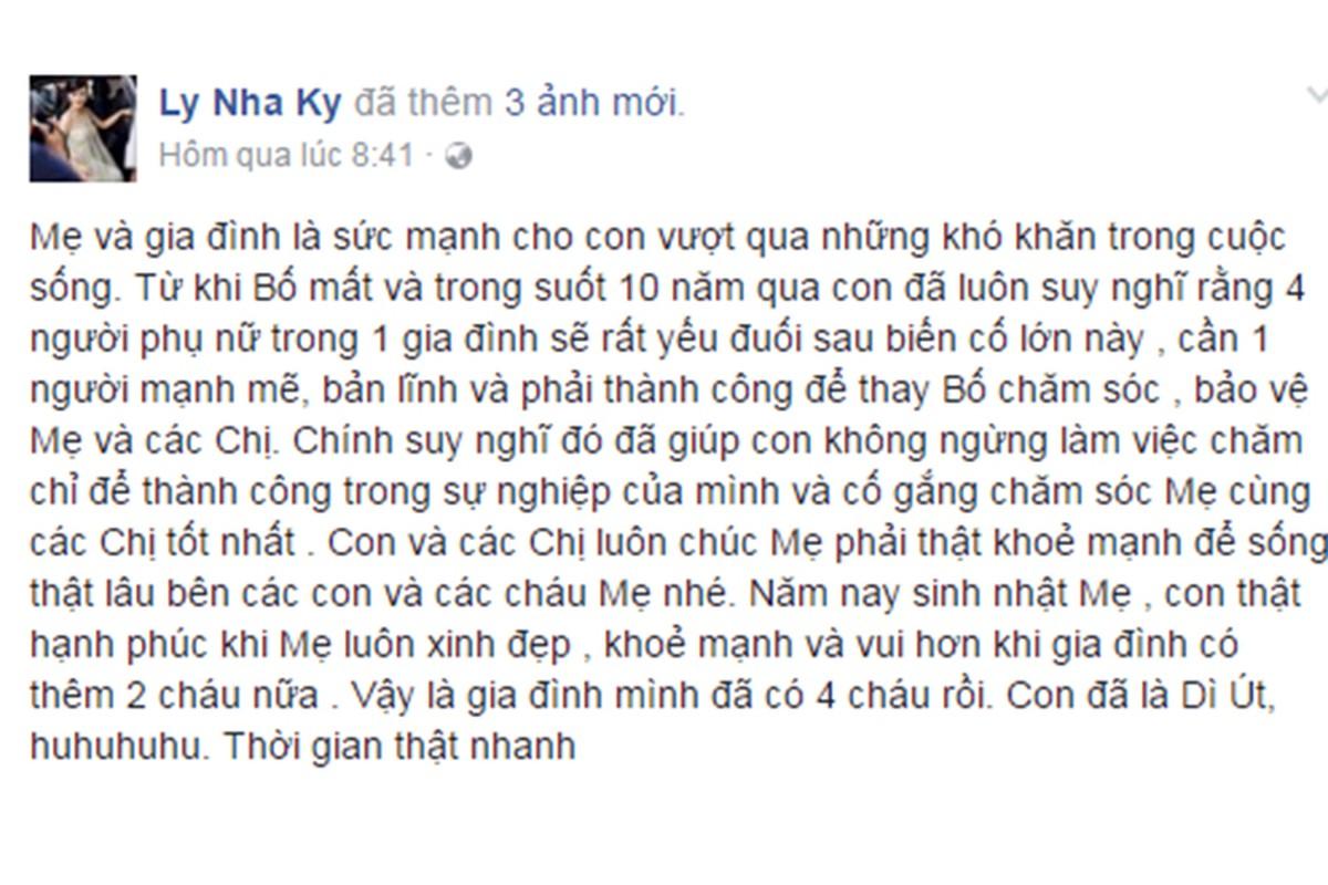 Ly Nha Ky Duong Trieu Vu trai long dip le Vu Lan