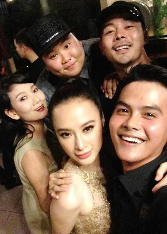 Angela Phuong Trinh di tu thien cung ban trai man anh-Hinh-7