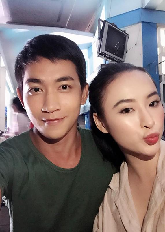 Angela Phuong Trinh di tu thien cung ban trai man anh-Hinh-8