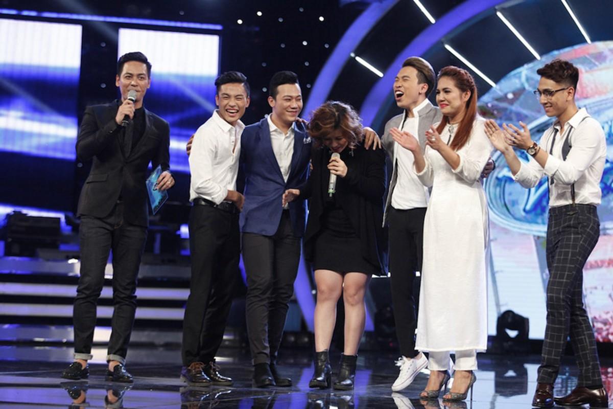 NS Huy Tuan khoe con trai o hau truong Vietnam Idol 2016-Hinh-14