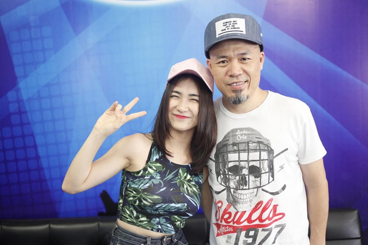 NS Huy Tuan khoe con trai o hau truong Vietnam Idol 2016-Hinh-3