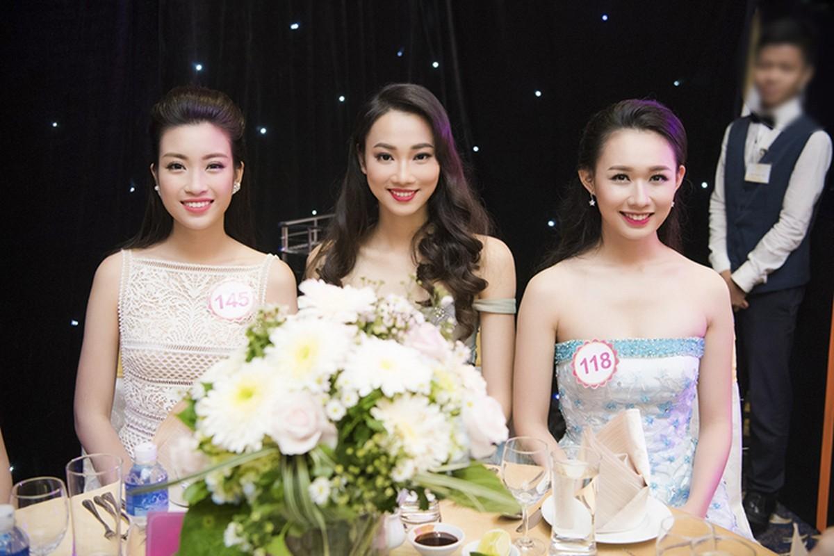 Thi sinh HHVN 2016 long lay xuat hien cung Dam Vinh Hung-Hinh-10