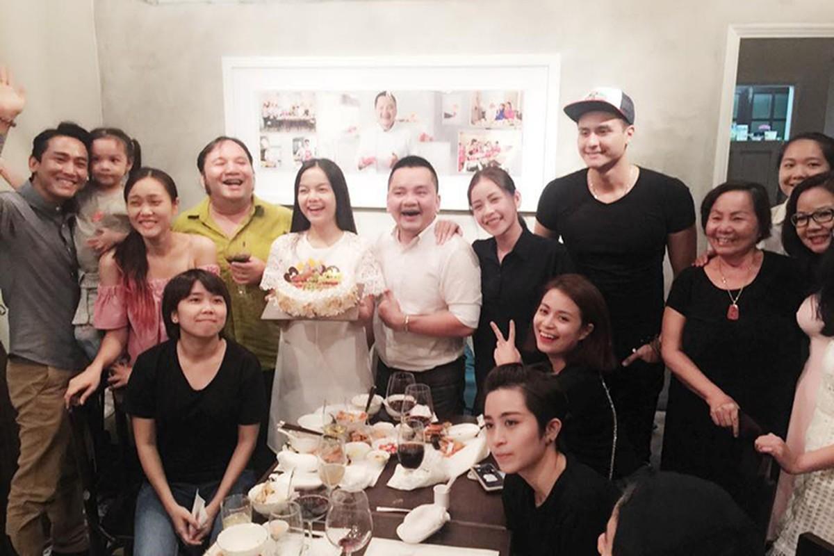 Dan dien vien phim Than tuong mung sinh nhat Pham Quynh Anh-Hinh-5