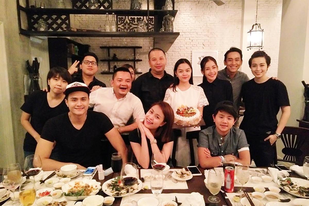 Dan dien vien phim Than tuong mung sinh nhat Pham Quynh Anh-Hinh-7