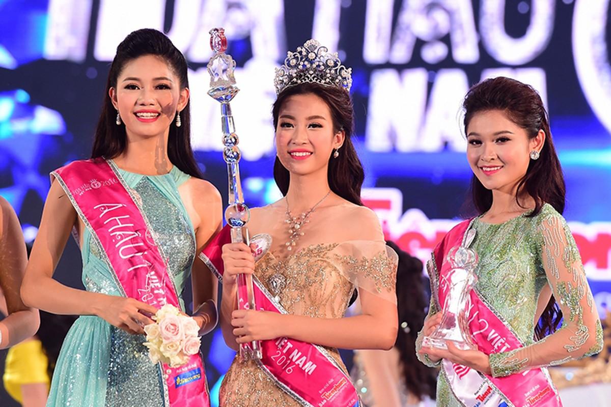 Thong tin thu vi it biet ve tan Hoa hau Do My Linh