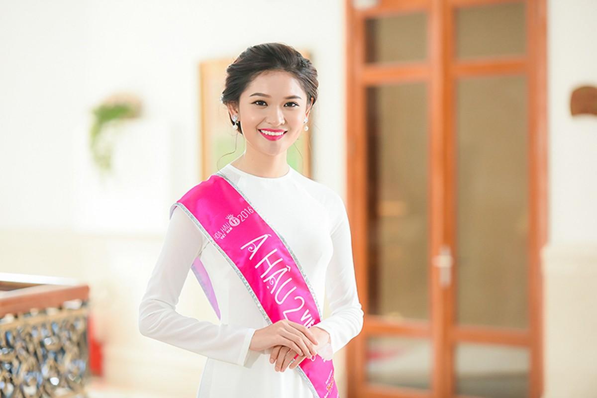 Hoa hau Do My Linh xuat hien rang ro sau dang quang-Hinh-8