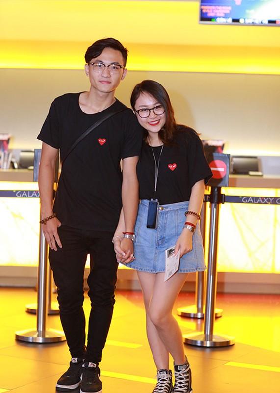 Con gai Thanh Lam tinh cam ben ban trai tai su kien-Hinh-3