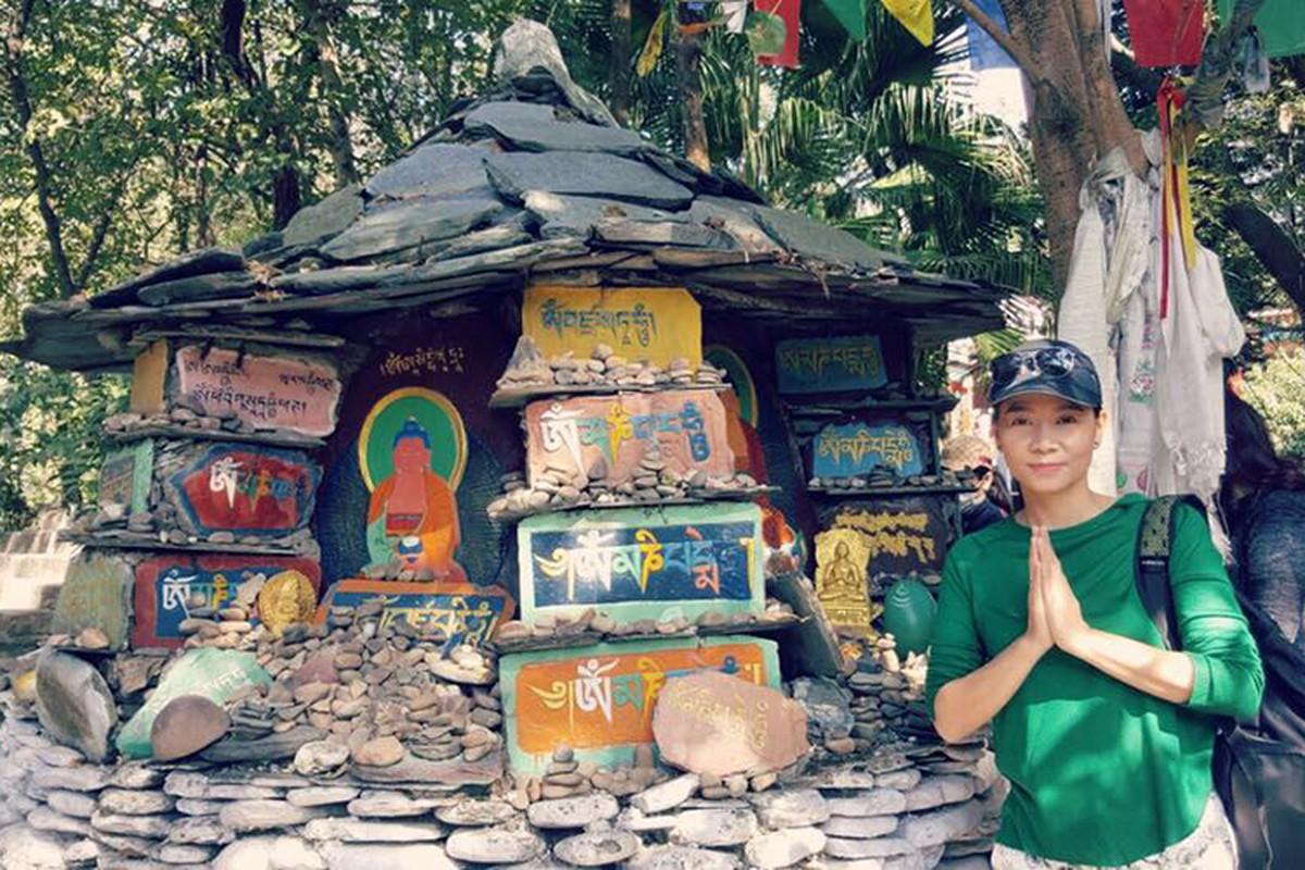 Sau Phuong Thanh Thu Minh hanh huong ve dat Phat