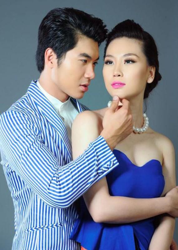 Chan dung sieu mau vua duoc Truong Nam Thanh cau hon