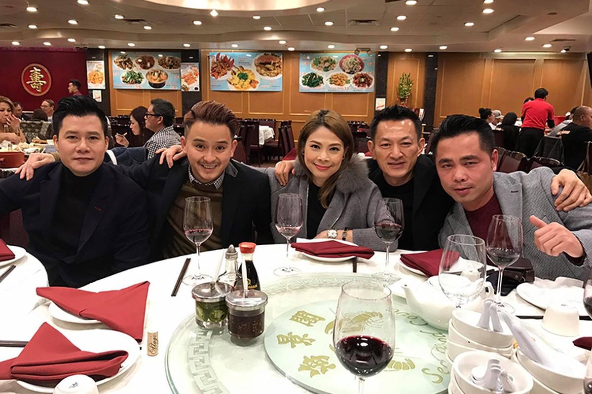 Quang Dung - Jennifer Pham lan luot mung sinh nhat con trai-Hinh-3