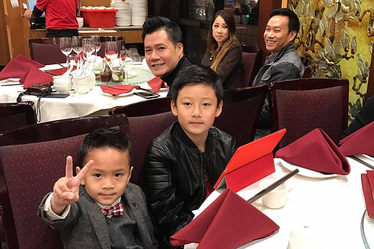 Quang Dung - Jennifer Pham lan luot mung sinh nhat con trai-Hinh-4