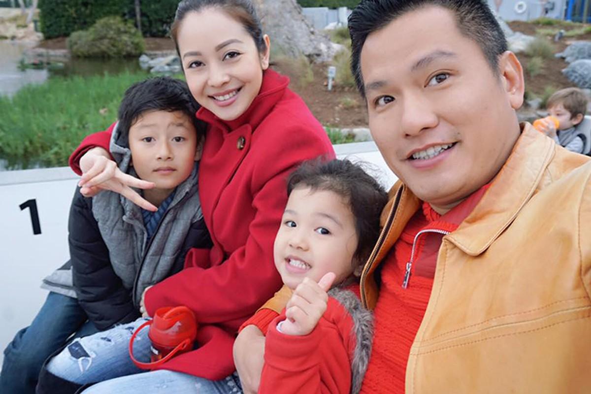 Quang Dung - Jennifer Pham lan luot mung sinh nhat con trai-Hinh-6