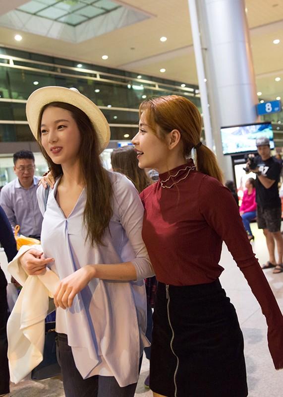 Chi Pu, A hau Han Quoc doi non la dao pho SG-Hinh-10