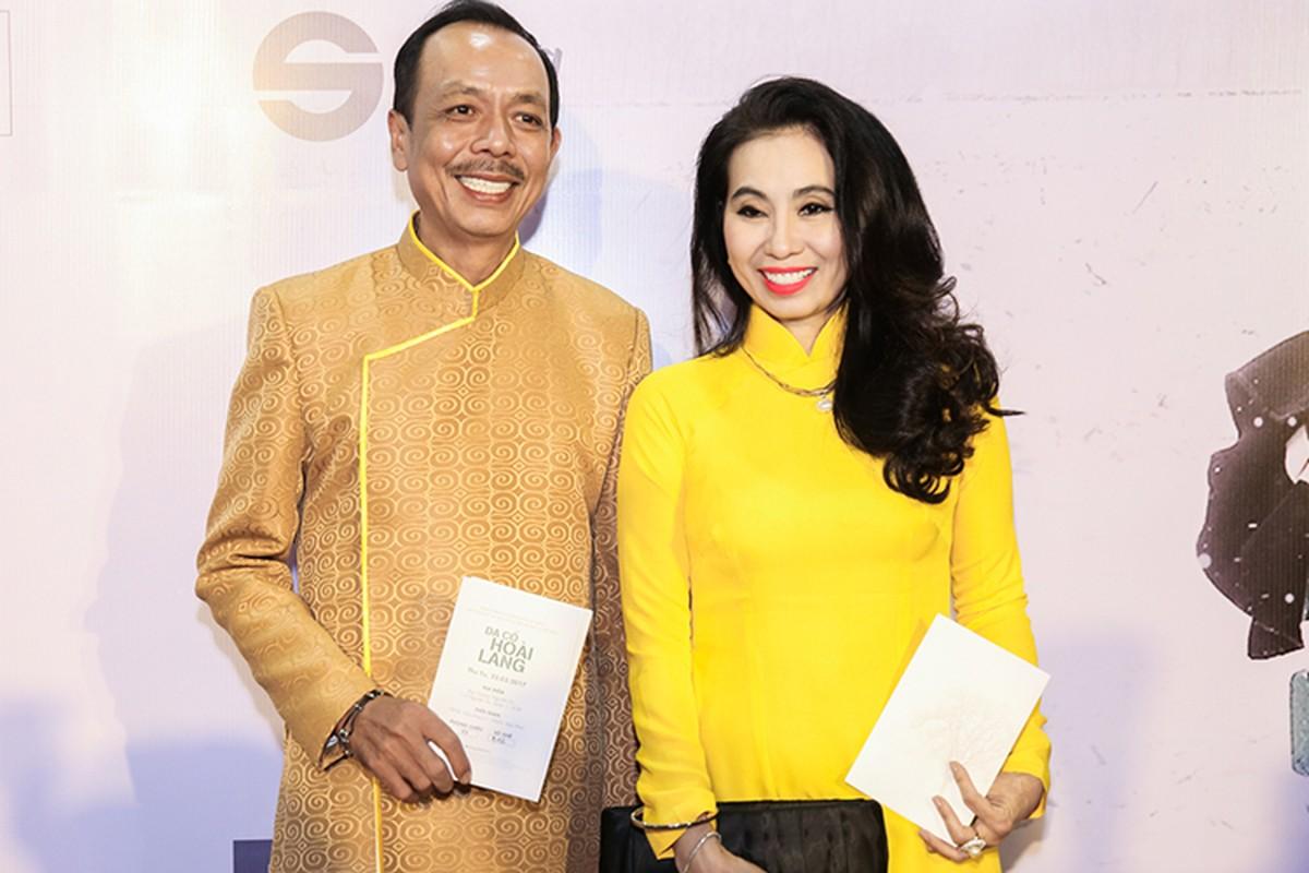"""Dan sao """"khung"""" den mung Hoai Linh Quang Dung ra mat phim moi-Hinh-12"""