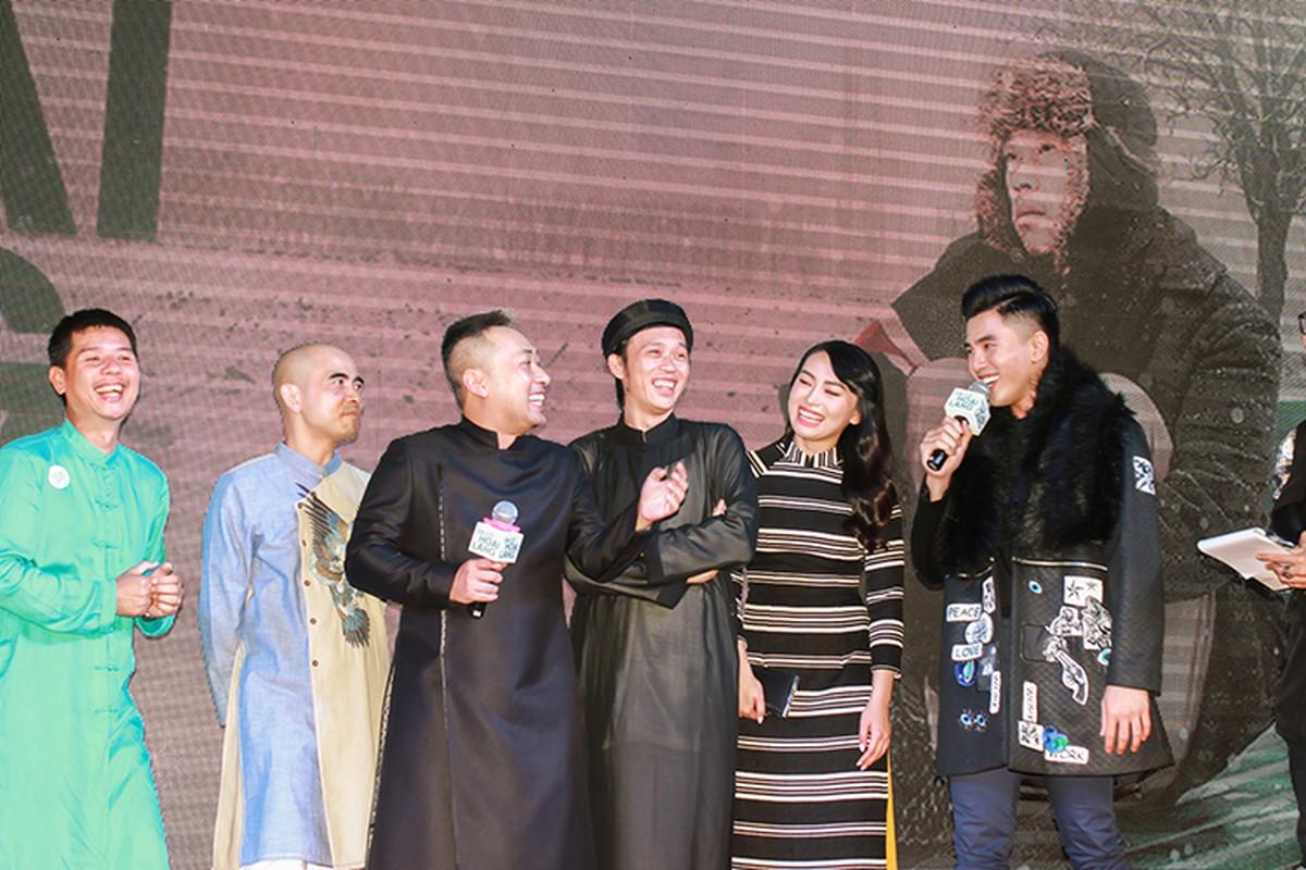 """Dan sao """"khung"""" den mung Hoai Linh Quang Dung ra mat phim moi-Hinh-14"""