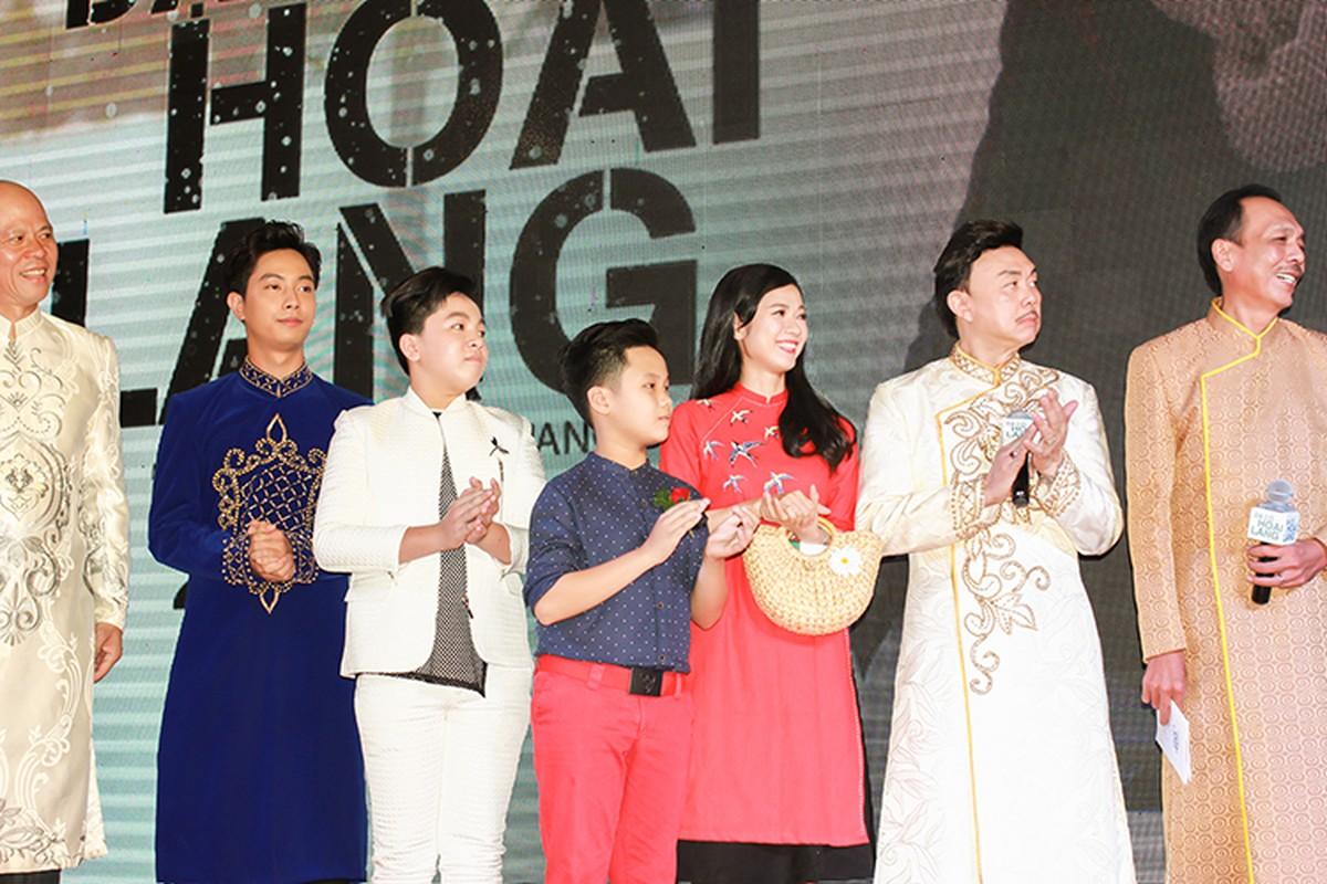 """Dan sao """"khung"""" den mung Hoai Linh Quang Dung ra mat phim moi-Hinh-15"""