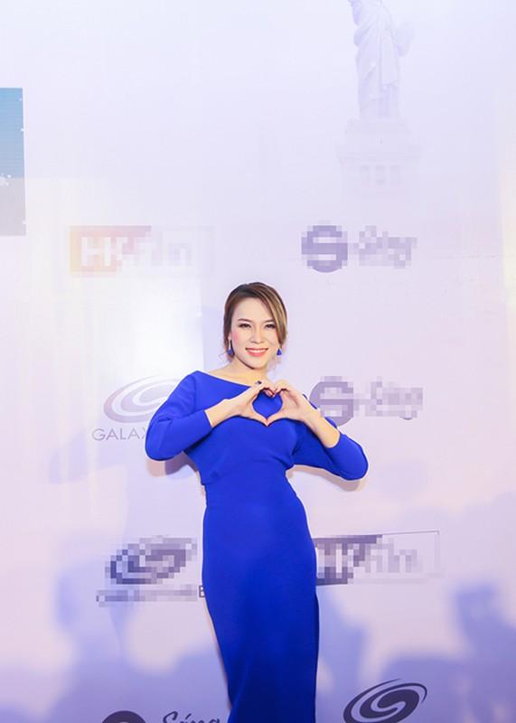 """Dan sao """"khung"""" den mung Hoai Linh Quang Dung ra mat phim moi-Hinh-3"""