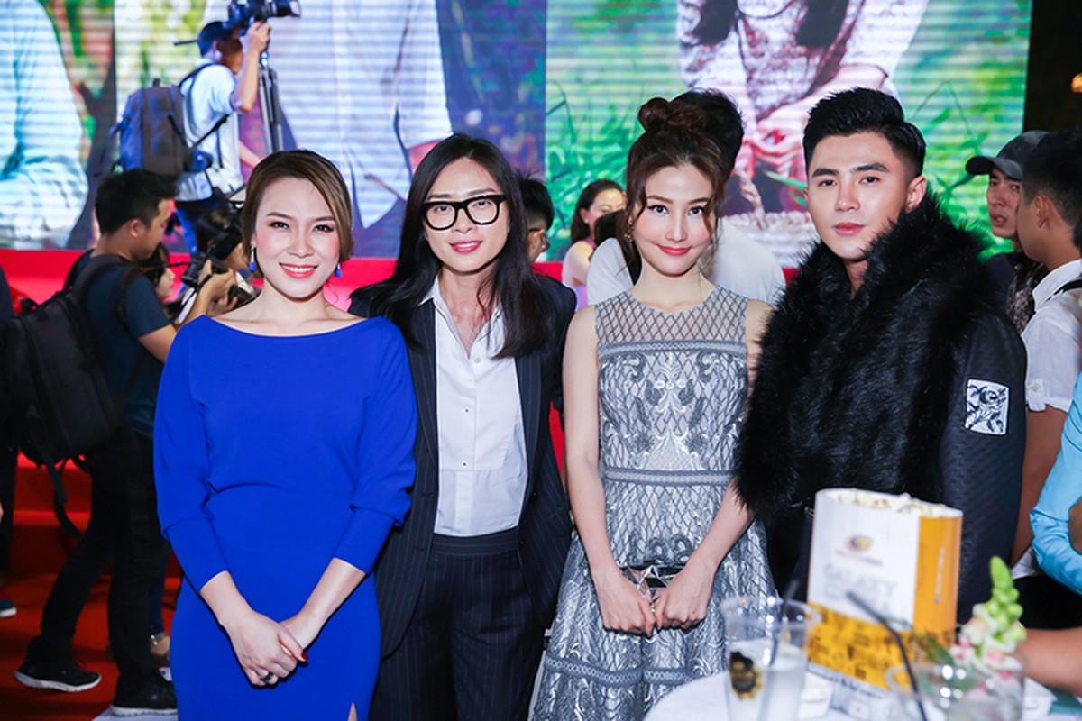 """Dan sao """"khung"""" den mung Hoai Linh Quang Dung ra mat phim moi-Hinh-4"""
