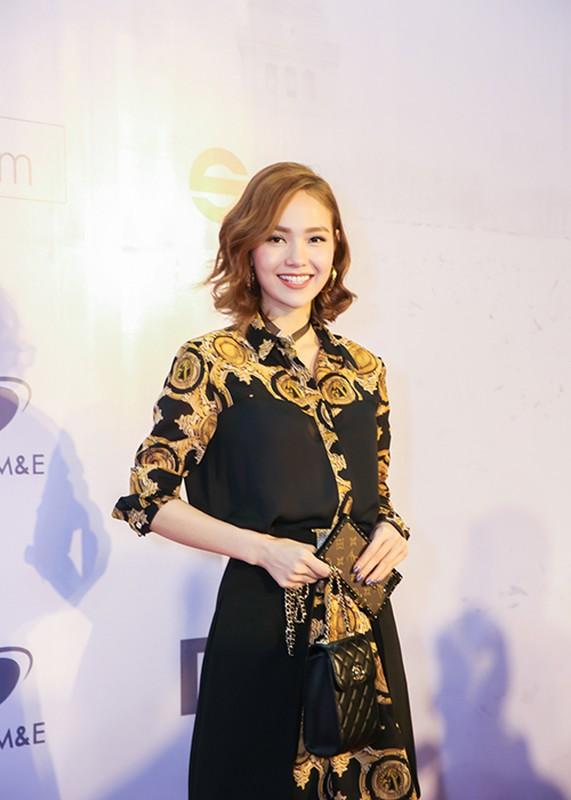 """Dan sao """"khung"""" den mung Hoai Linh Quang Dung ra mat phim moi-Hinh-6"""