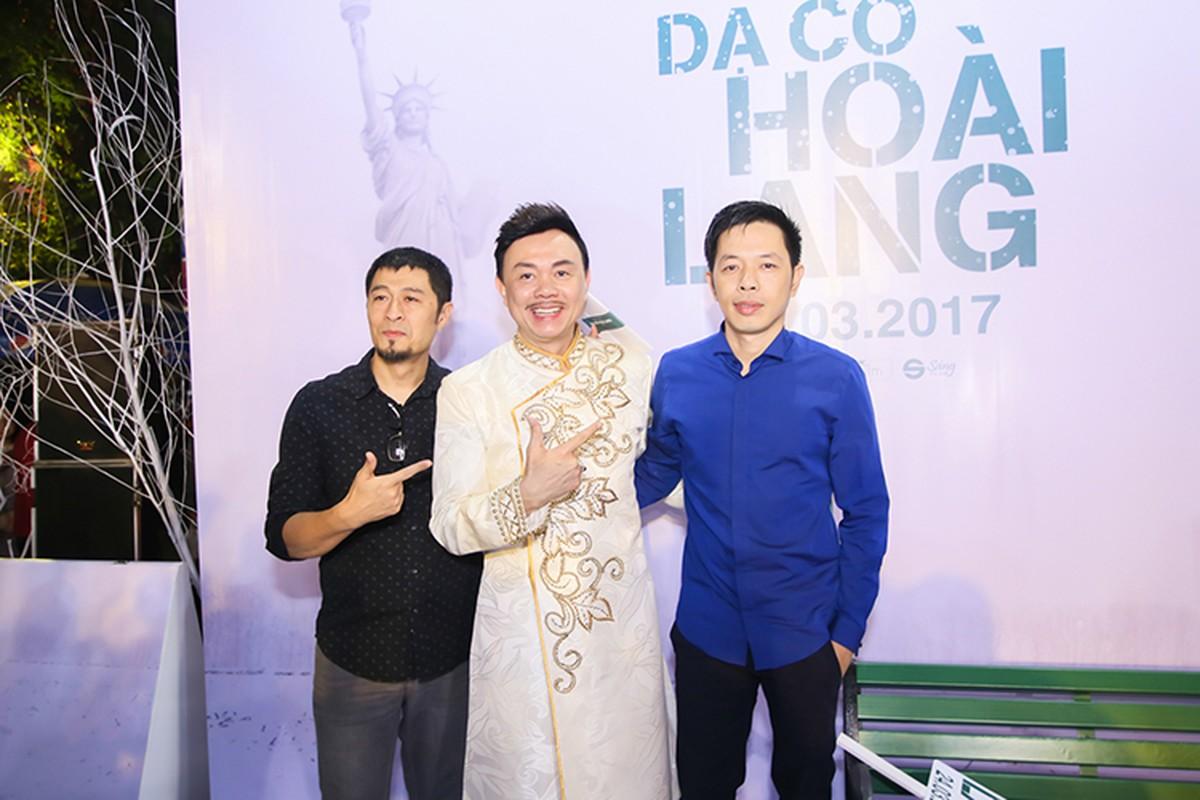 """Dan sao """"khung"""" den mung Hoai Linh Quang Dung ra mat phim moi-Hinh-8"""