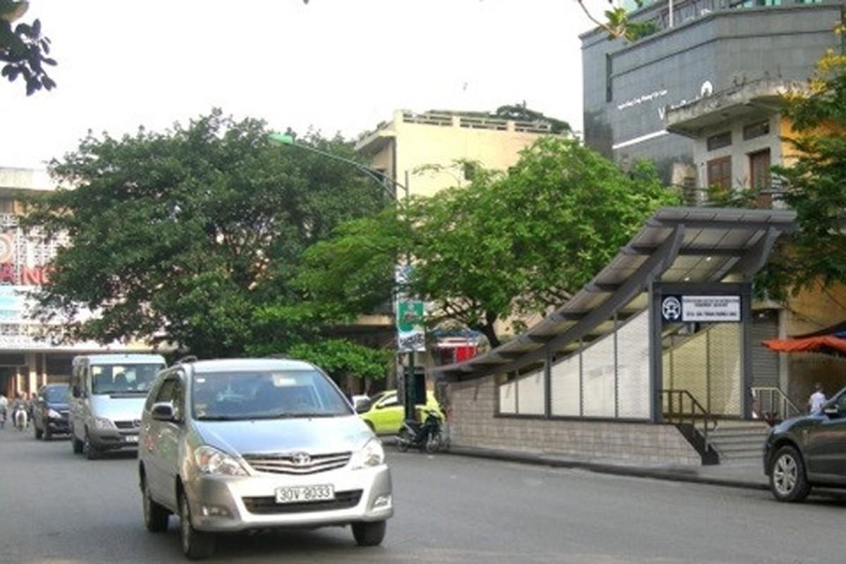 Anh: Phoi canh 12 ga tuyen metro dau tien o Ha Noi-Hinh-13