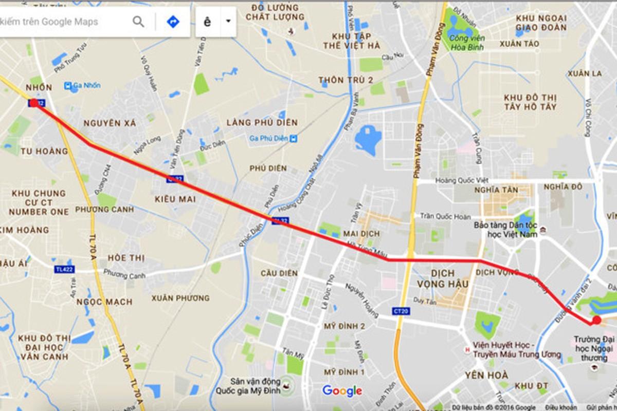Anh: Phoi canh 12 ga tuyen metro dau tien o Ha Noi-Hinh-14
