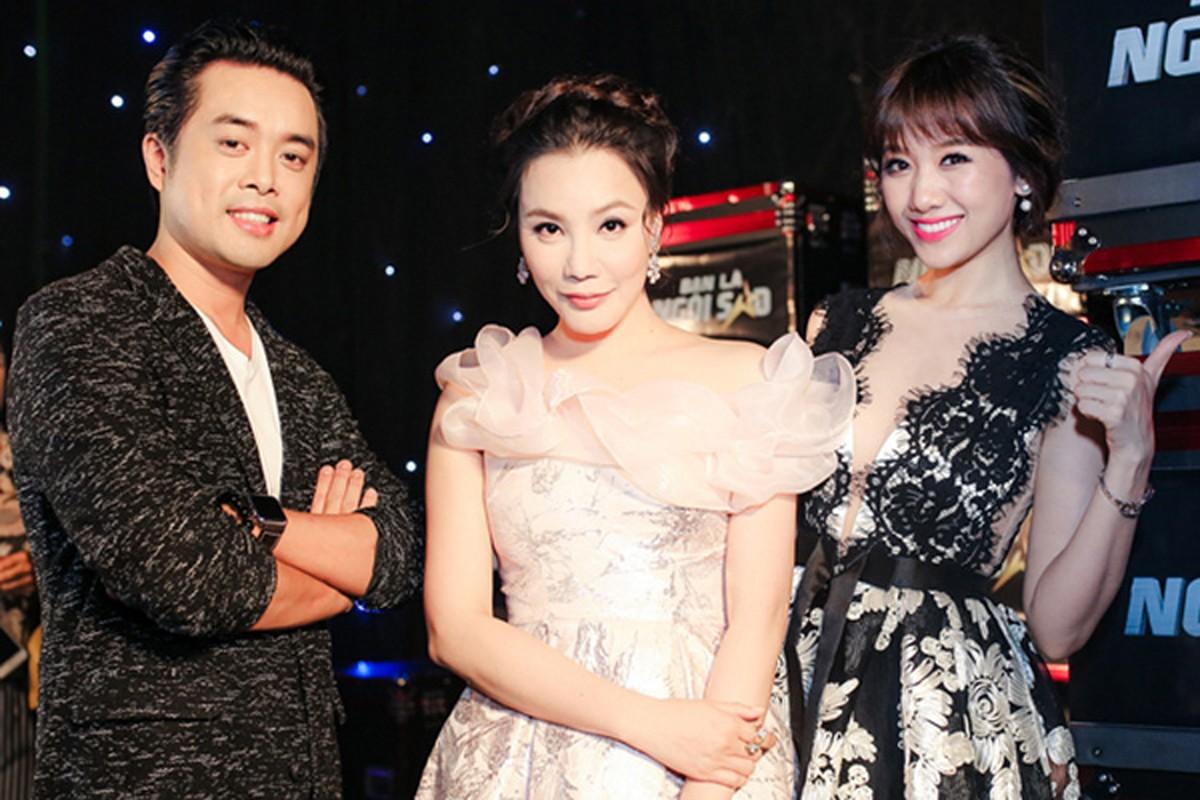 Moi quan he giua Ho Quynh Huong - Hari Won truoc lum xum-Hinh-3