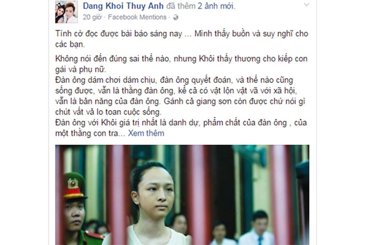 Sao Viet noi gi khi Hoa hau Phuong Nga ra toa lan 2?-Hinh-7
