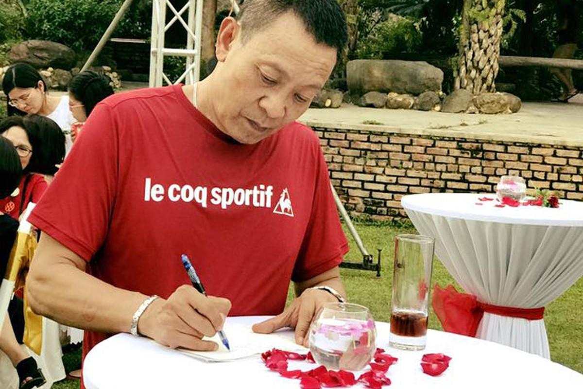 Nha bao Lai Van Sam vui het co tai tiec chia tay VTV-Hinh-3