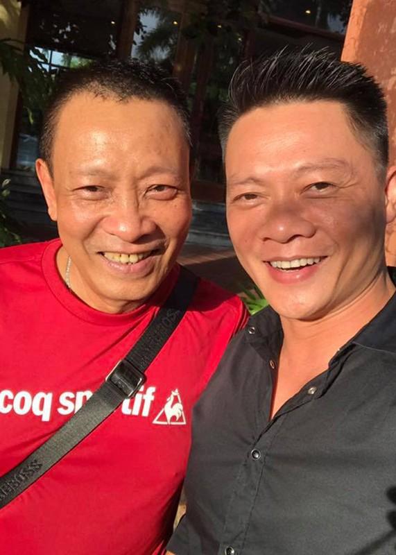 Nha bao Lai Van Sam vui het co tai tiec chia tay VTV-Hinh-4