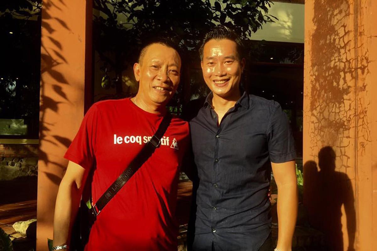 Nha bao Lai Van Sam vui het co tai tiec chia tay VTV-Hinh-5
