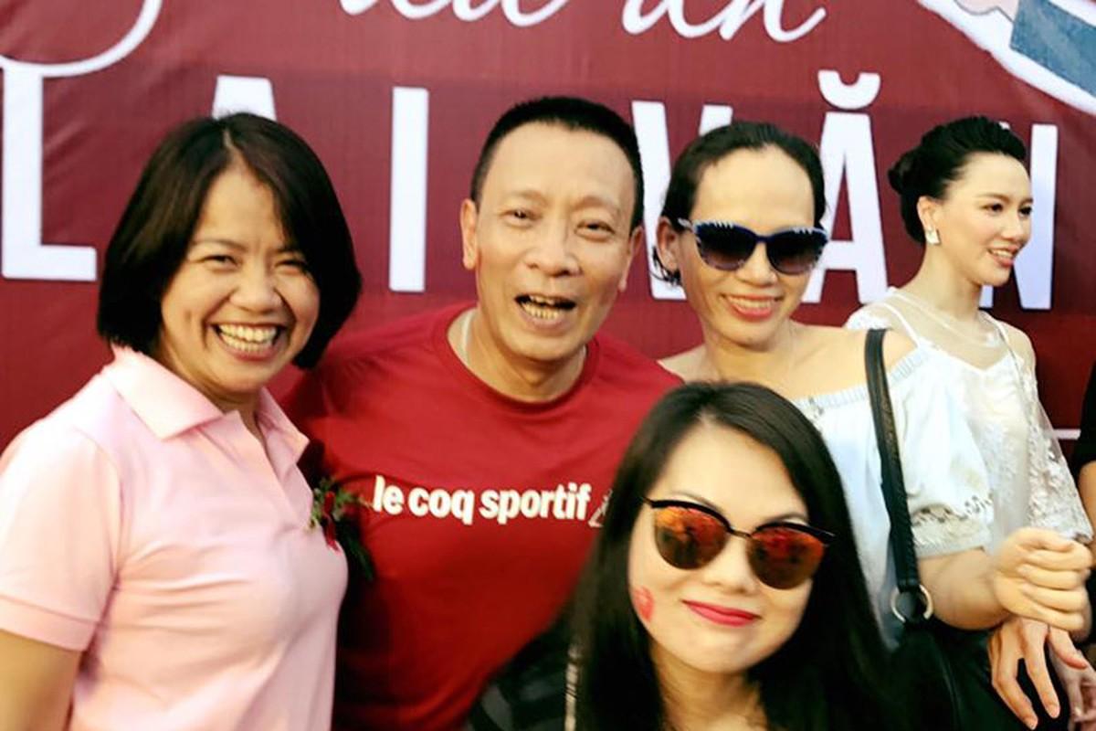 Nha bao Lai Van Sam vui het co tai tiec chia tay VTV-Hinh-7