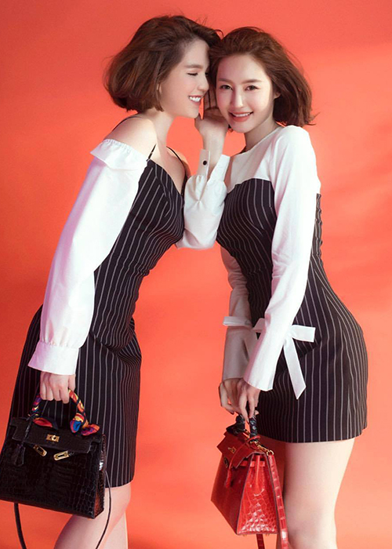Hot Face sao Viet 24h: Hari Won vui ve mac nghi van gioi tinh Tran Thanh-Hinh-10
