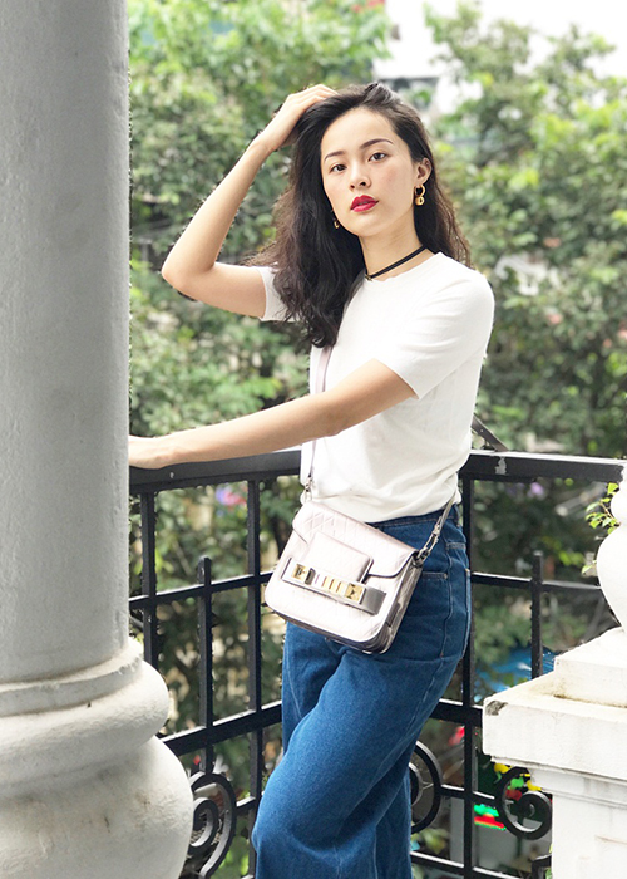 Hot Face sao Viet 24h: Hari Won vui ve mac nghi van gioi tinh Tran Thanh-Hinh-15