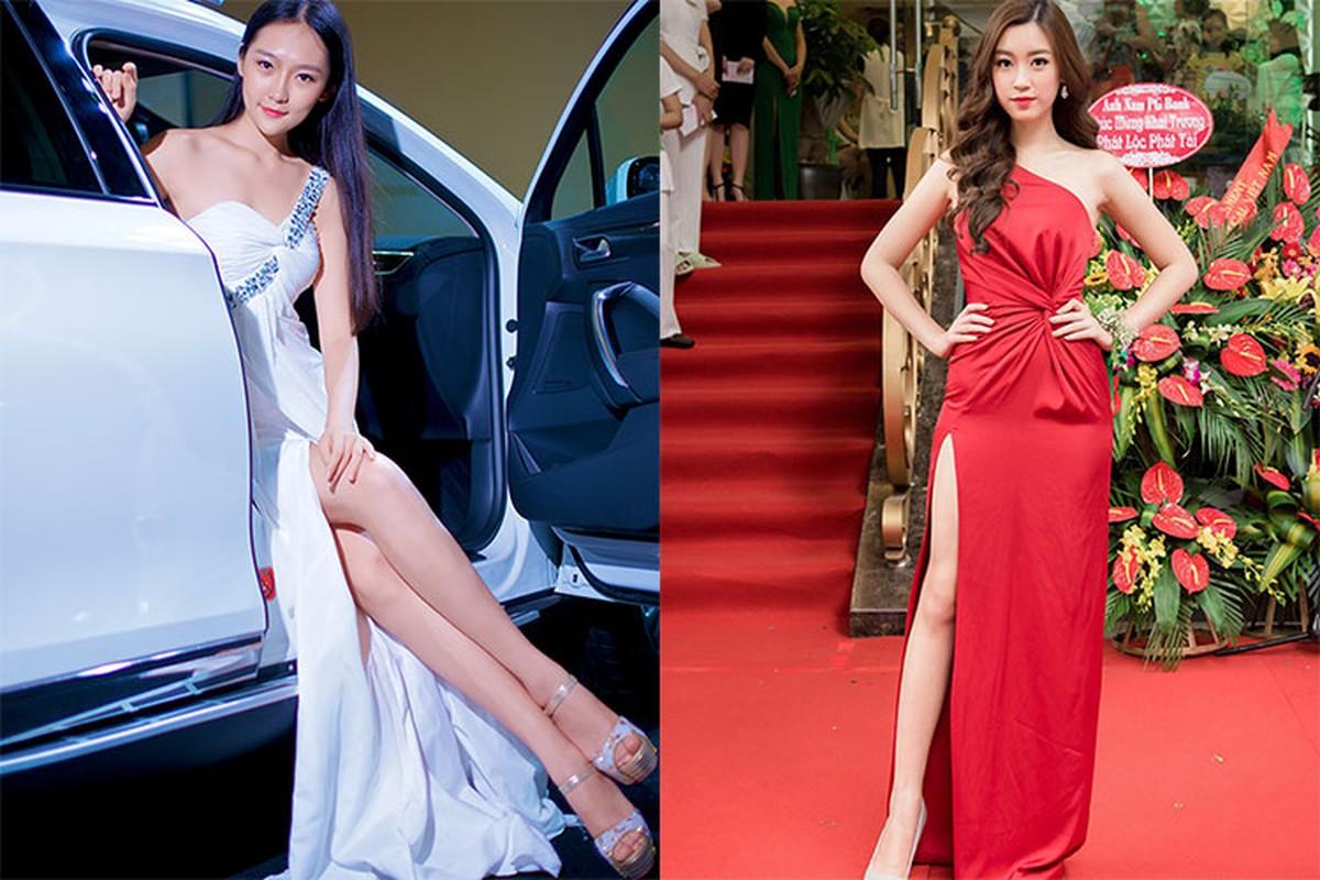 Do My Linh va tan HH The gioi Trung Quoc, ai dep hon?-Hinh-10
