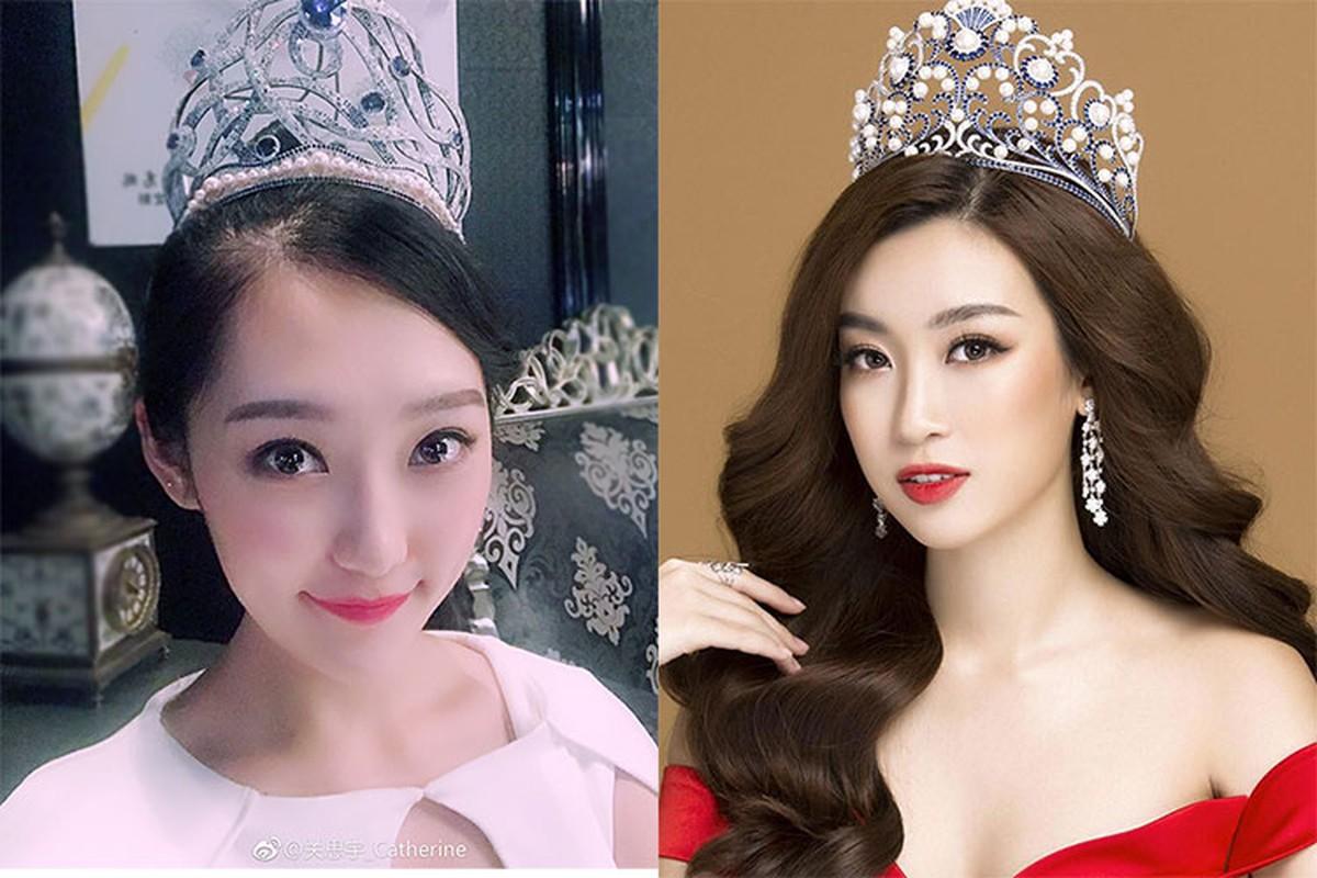 Do My Linh va tan HH The gioi Trung Quoc, ai dep hon?-Hinh-3