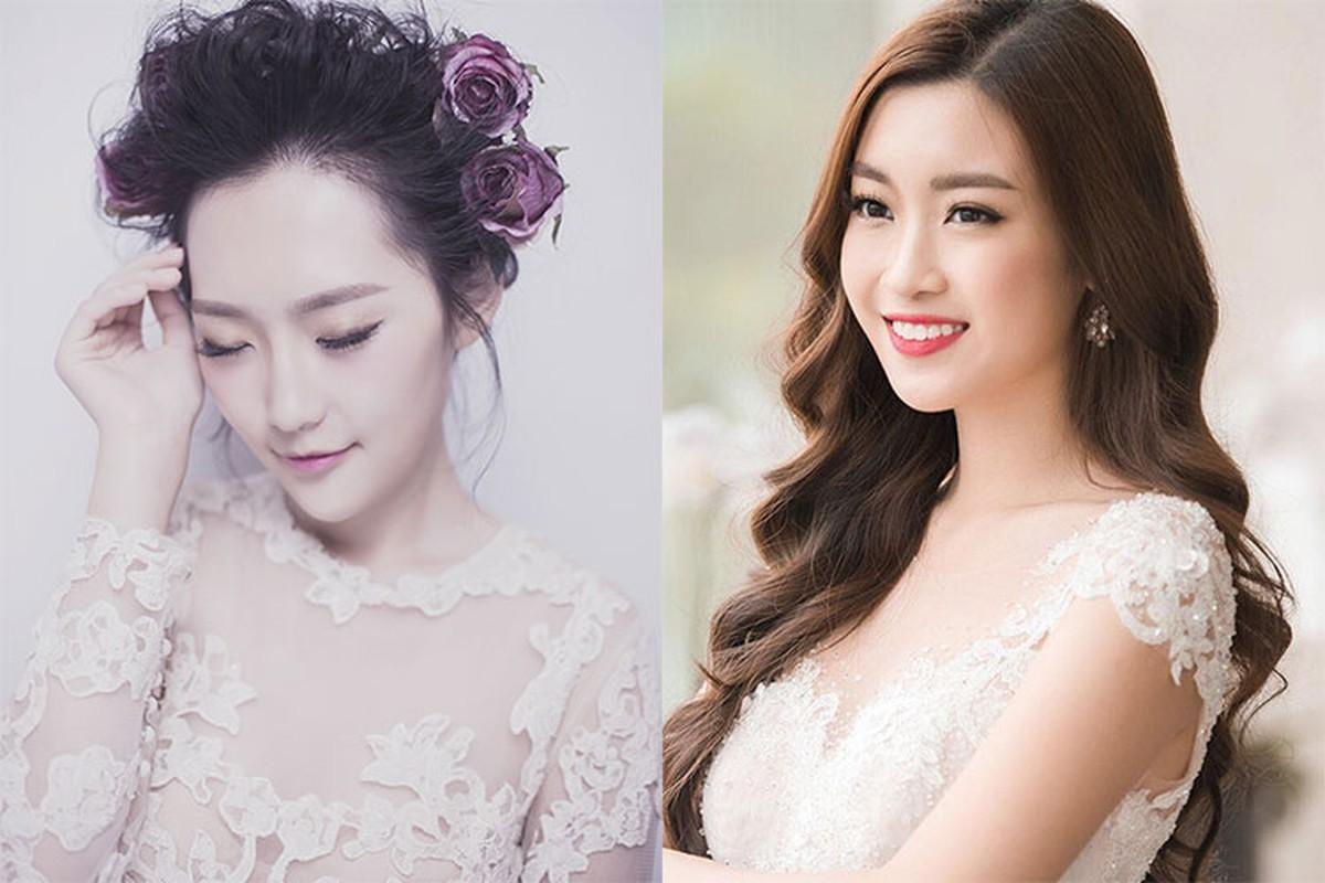 Do My Linh va tan HH The gioi Trung Quoc, ai dep hon?-Hinh-4