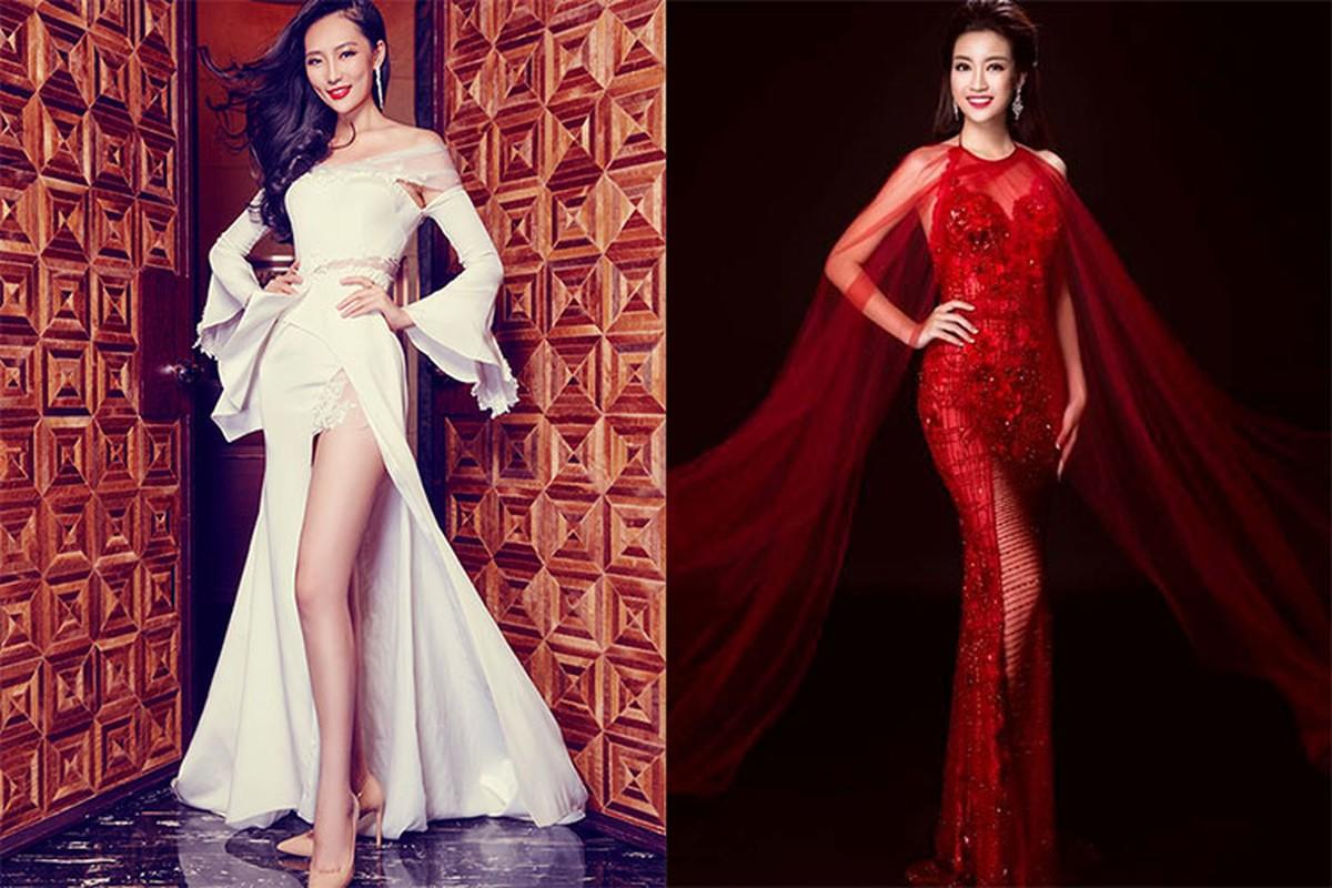 Do My Linh va tan HH The gioi Trung Quoc, ai dep hon?-Hinh-5