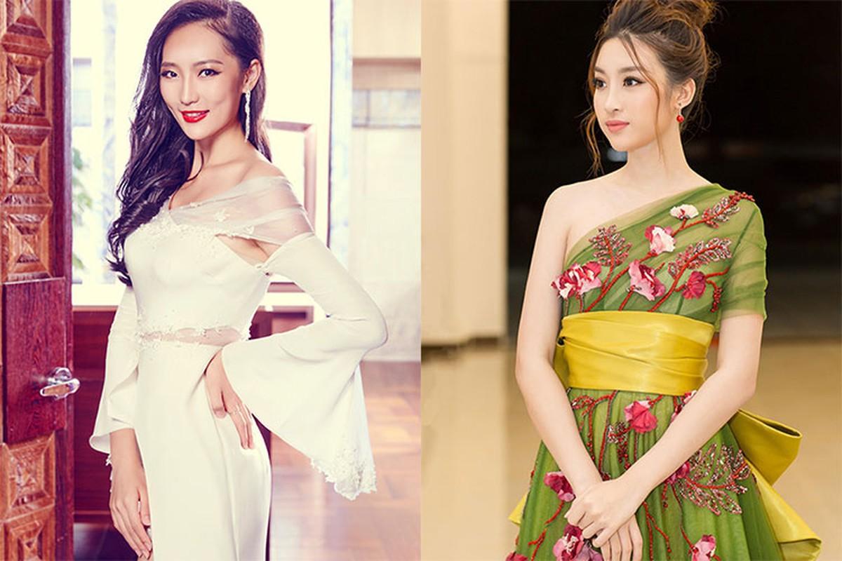 Do My Linh va tan HH The gioi Trung Quoc, ai dep hon?-Hinh-6