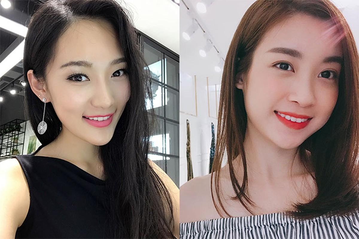 Do My Linh va tan HH The gioi Trung Quoc, ai dep hon?-Hinh-7