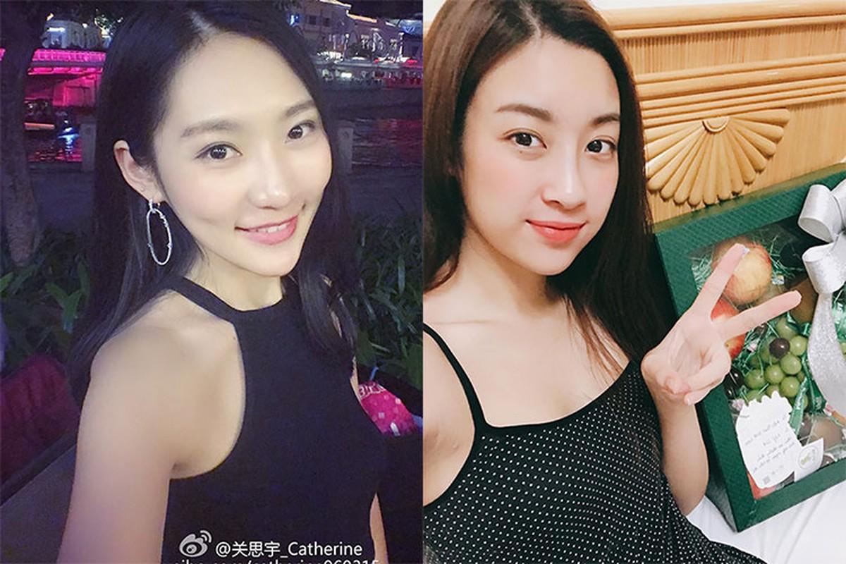 Do My Linh va tan HH The gioi Trung Quoc, ai dep hon?-Hinh-8
