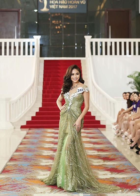 Bat ngo ly do Mau Thuy rot top 8 Hoa hau Hoan vu VN