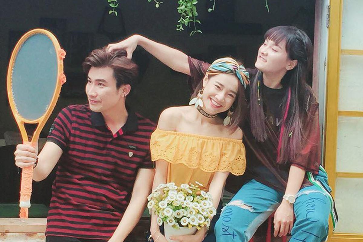 Hot Face sao Viet 24h: Tang Thanh Ha rang ro don sinh nhat tuoi 31-Hinh-11