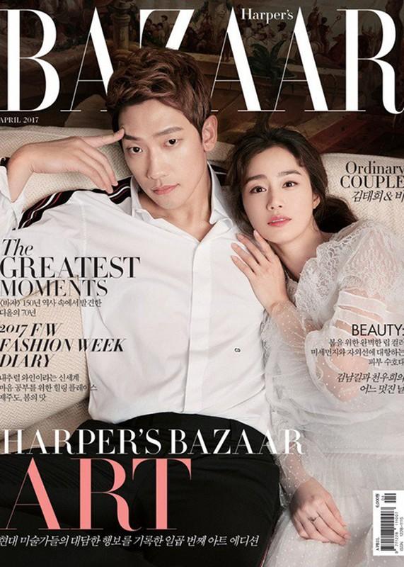 Bi Rain - Kim Tae Hee hanh phuc khoe con gai dau long-Hinh-10