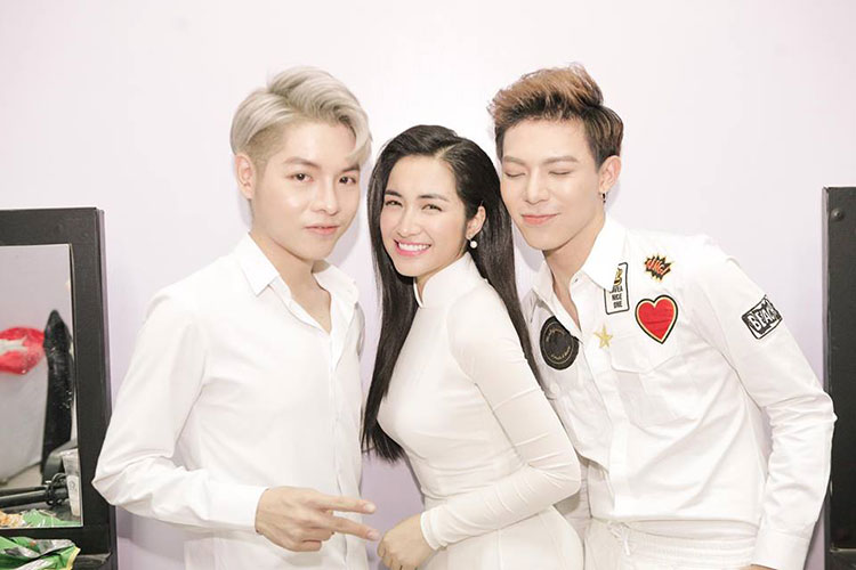 Hot Face sao Viet 24h: Tang Thanh Ha khoe con trai hoa khung long nhi-Hinh-14