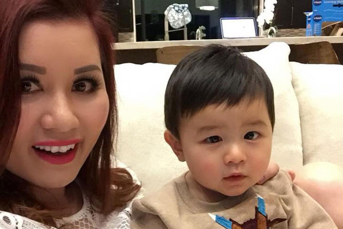 Hot Face sao Viet 24h: Huong Giang Idol khoa moi trai Tay-Hinh-4
